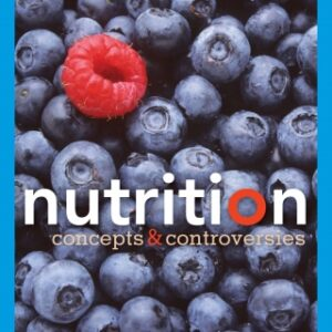 Nutrition: Concepts and Controversies
